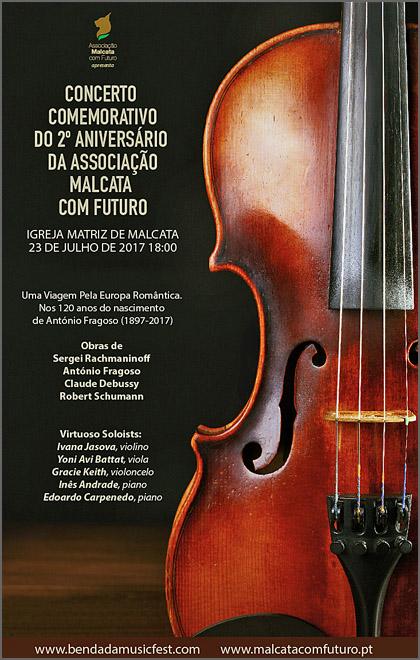 Concerto em Malcata