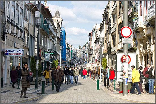 Rua de Santa Catarina - Porto
