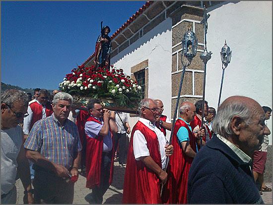 Festa de São Roque - procissão