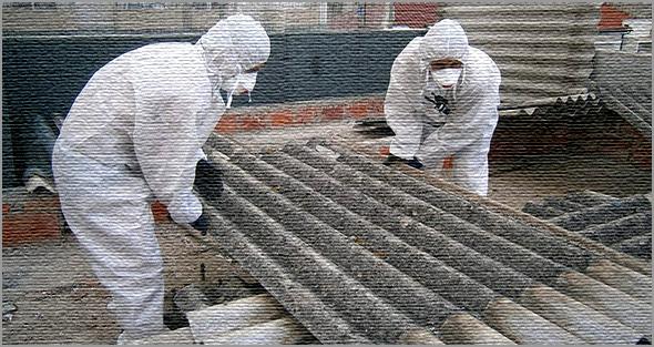 Remoção de placas em fibrocimento - Capeia Arraiana