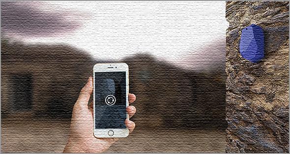 Guias digitais com ferramentas multimédia em turismo de pessoas reais - Sabugal - Capeia Arraiana