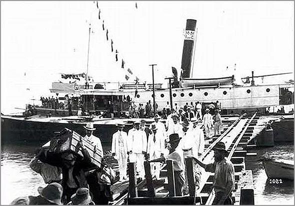 Sabugalenses emigraram para a Argentina nos anos 40 do século passado - José Carlos Mendes - Capeia Arraiana