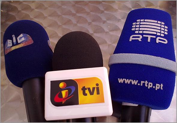 Televisões - José Carlos Mendes - Capeia Arraiana