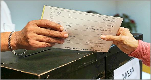As candidaturas independentes nas eleições autárquicas...