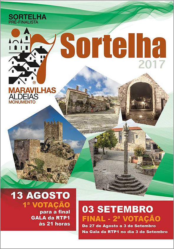 Sortelha - Aldeia Monumento - Capeia Arriana