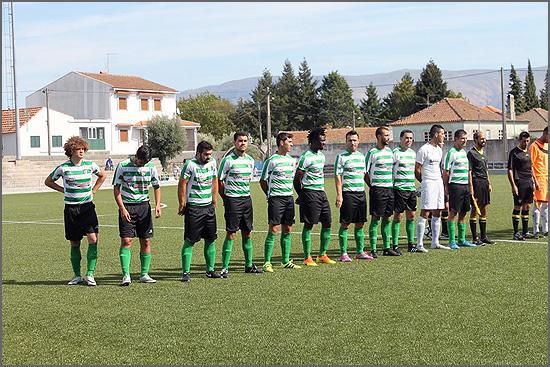 Sporting do Sabugal em Vila Nova de Tazém