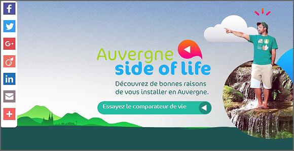 Auvergne – um exemplo inspirador