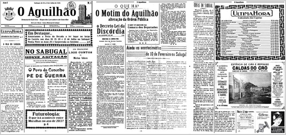 Revolta do Aguilhão na Gazeta do Sabugal - Capeia Arraiana