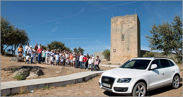 Audi Off Road Experience - Vilar Maior - Sabugal - Capeia Arraiana