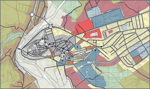 Plano de Urbanização do Sabugal