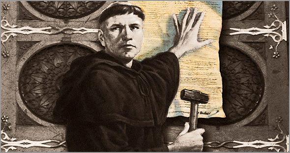 Martinho Lutero - António Emídio - Capeia Arraiana