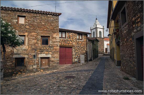 A aldeia de xisto Janeiro de Cima