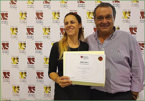 Rufete 2013 Tinto da adega 2.4 Vinhos de Belmonte foi premiado no concurso Vinhos Grandes Escolhas