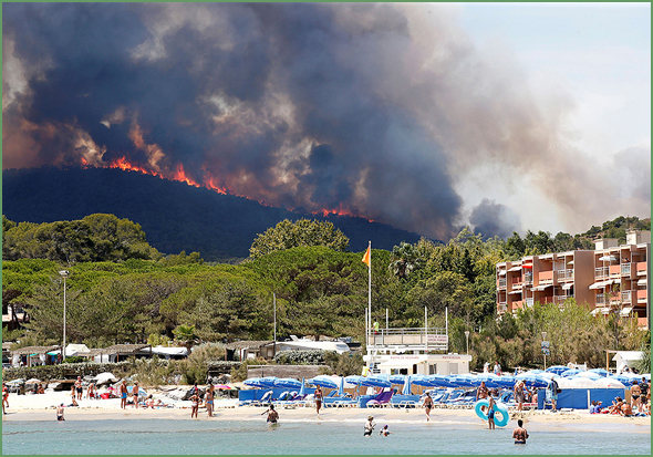 Turismo da Beira Centro foi muito afectado com os incêndios - soviajar.com