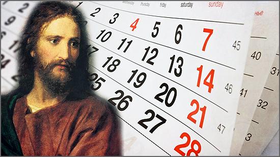 Calendário Cristão
