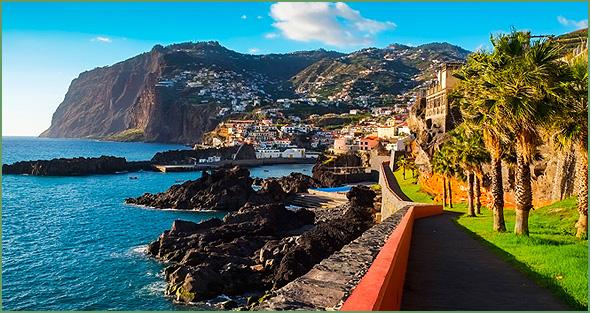 Ilha da Madeira - Capeia Arraiana