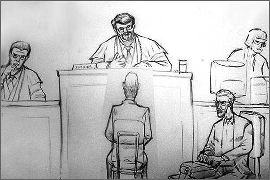 Audiência judicial