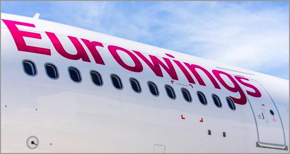 eurowings - soviajar - capeia arraiana