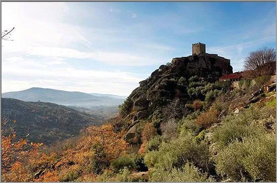 Serra da Vila - Casteleiro - José Carlos Mendes - Capeia Arraiana