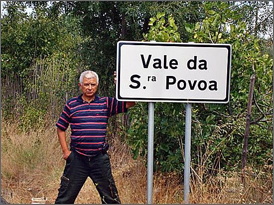 José Jorge Cameira - recordações da infância na aldeia