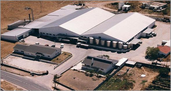 Fábrica da Lactibar em Rendo no concelho do Sabugal - Capeia Arraiana