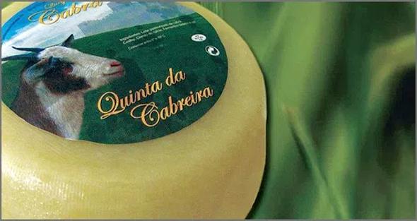 Queijo Quinta da Cabreira - Lactibar - Rendo - Sabugal - Capeia Arraiana