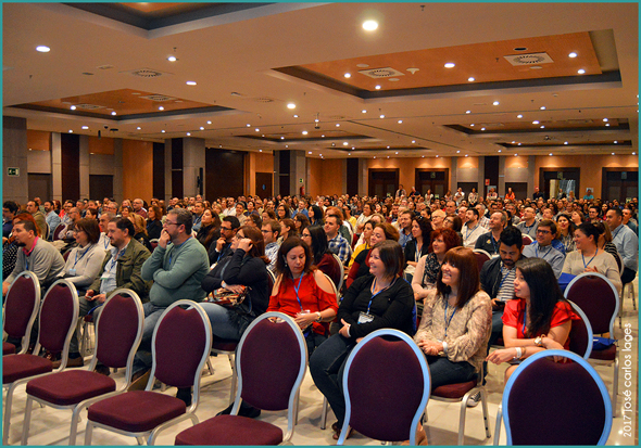 1.ª Convenção Ibérica da DIT Gestion em Benalmádena - José Carlos Lages - Capeia Arraiana
