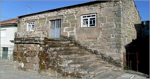 Casa de Pedra na Beira Alta - Capeia Arraiana