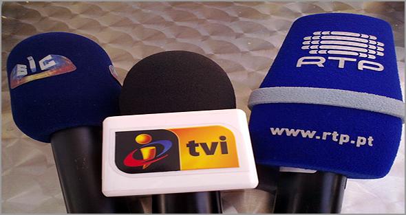 SIC - TVI - RTP - José Carlos Mendes - Capeia Arraiana