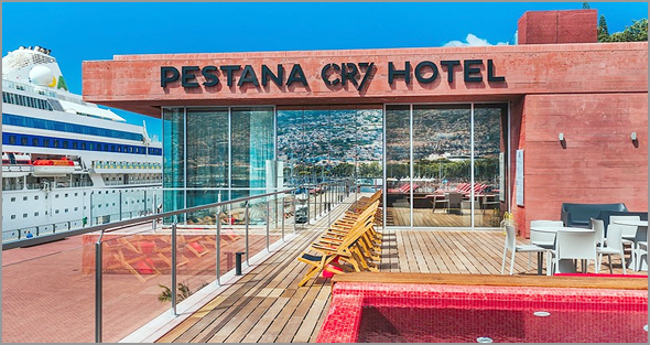 Pestana CR7 Hotel no Funchal - José Carlos Lages - Capeia Arraiana