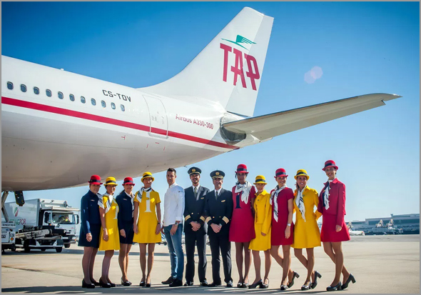 Transportes Aéreos Portugueses antes do voo para Recife no Brasil - José Carlos Lages - Capeia Arraiana
