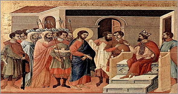 Jesus na Corte de Herodes - José Carlos Mendes - Capeia Arraiana