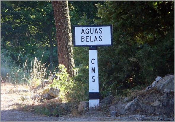 Freguesia de Águas Belas no concelho do Sabugal - Capeia Arraiana