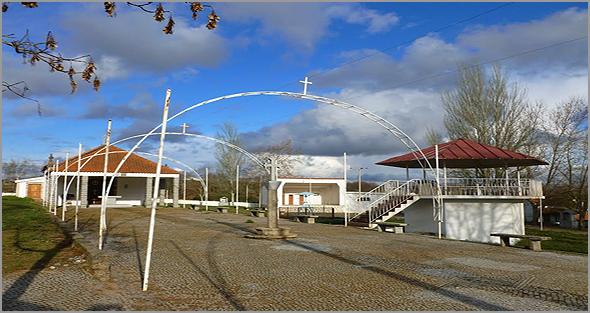 Santa Eufêmia em Quadrazais - Capeia Arraiana