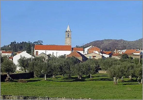 Igreja do Casteleiro - Capeia Arraiana