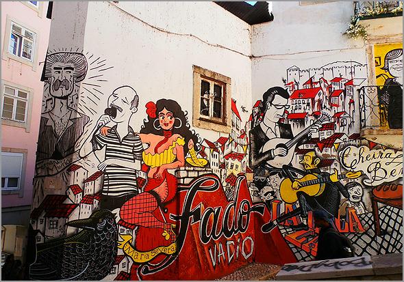 Cantinho do Fado em Alfama (Foto: Flickr) - Capeia Arraiana