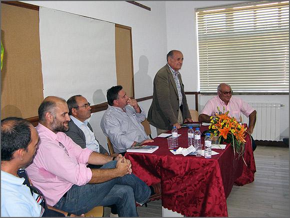 Manuel Leal Freire apresentou, na Bismula, o livro «Pater Familias»