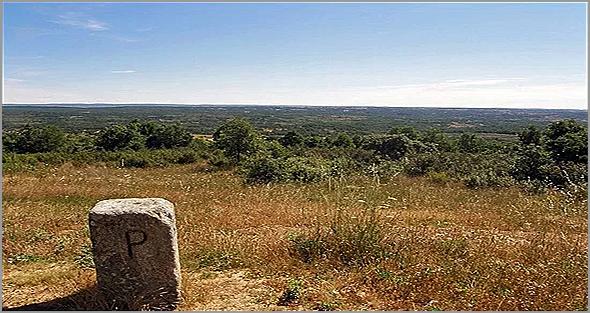 Raia Sabugalense entre Aldeia do Bispo e NavasFrias - Capeia Arraiana