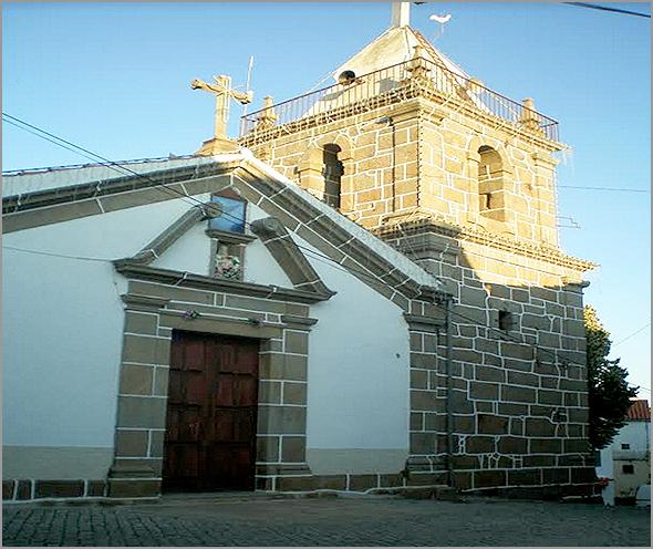 Igreja Matriz de Quadrazais - Capeia Arraiana