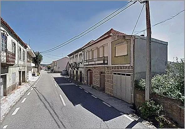 Rua Principal do Casteleiro - Capeia Arraiana