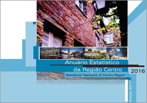 Anuário Estatístico da Região Centro
