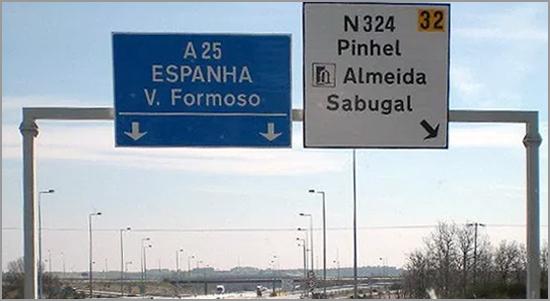 Ligações do Sabugal à A23 e A25 - Capeia Arraiana