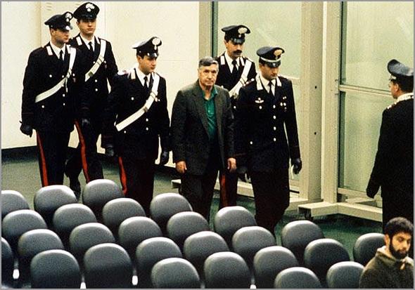 Toto Riina - Capo da Mafia italiana - Capeia Arraiana