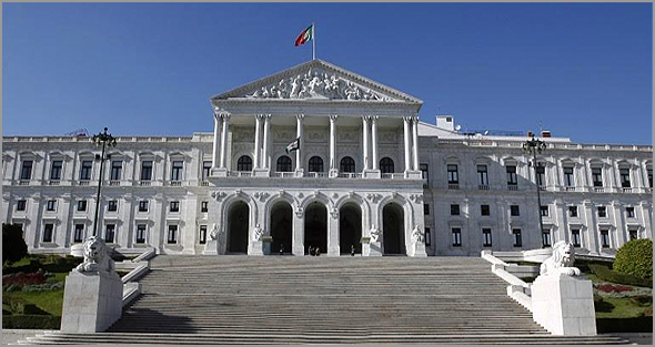 Assembleia da República - Capeia Arraiana