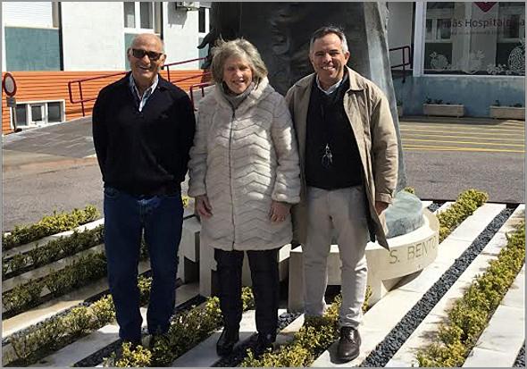 Encontro com a família Fernandes em Condeixa
