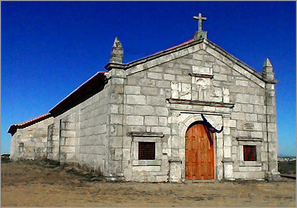 Capela da Senhora do Monte - Cerdeira - Sabugal - Capeia Arraiana