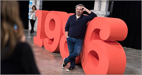 1986 de Nuno Markl na RTP1 - Capeia Arraiana