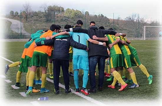 A equipa está unida e espera o apoio dos sabugalenses