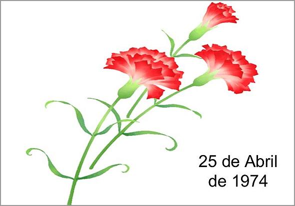 Revolução dos Cravos de 25 de Abril de 1974 em Portugal - António Emídio - Capeia Arraiana