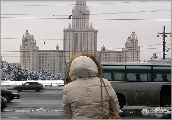 Um olhar diferente de Moscovo - António José Alçada - Capeia Arraiana